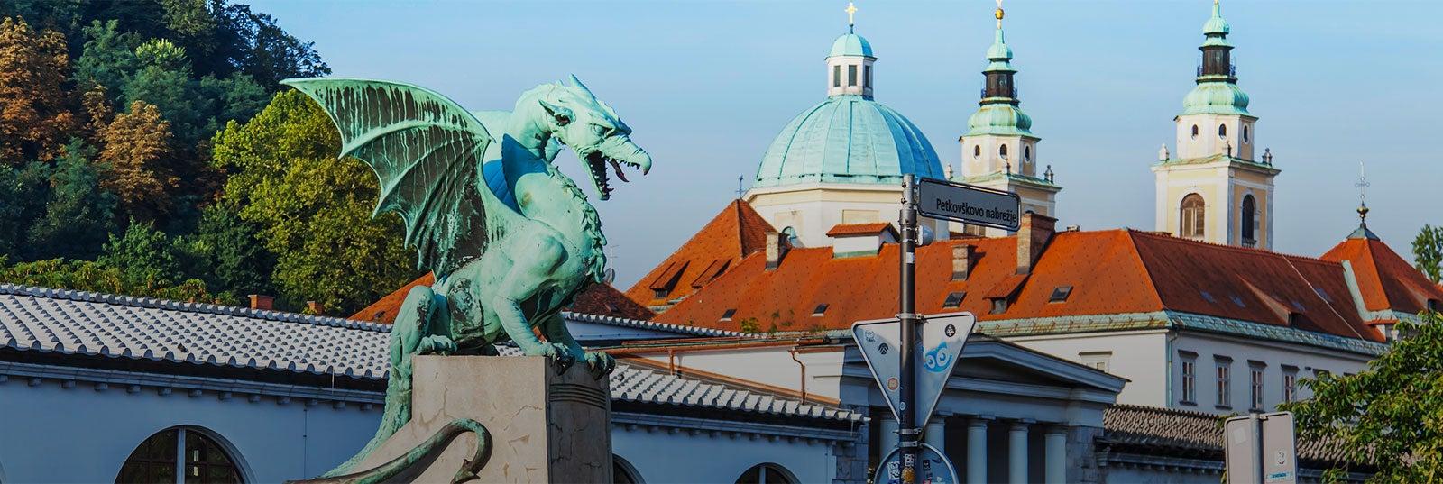 Guía turística de Liubliana