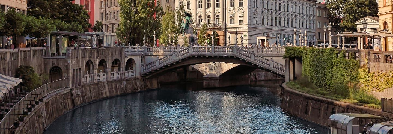 Tour completo de Liubliana