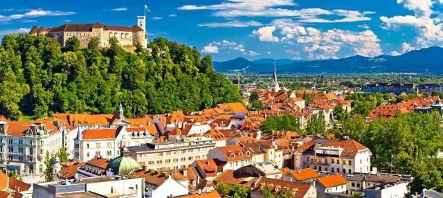 Visite privée dans Ljubljana
