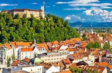 Tour privado por Liubliana con guía en español