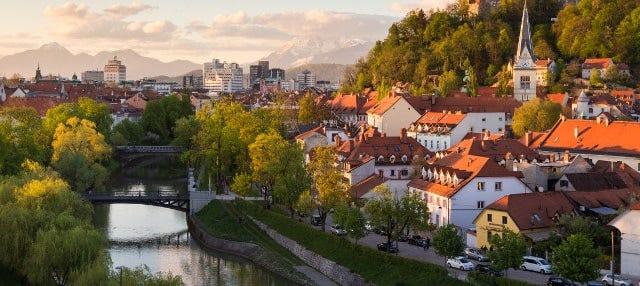 Visita guiada por Liubliana