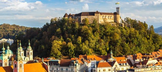 Excursion à Ljubljana et à Bled