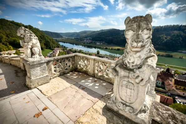 Viewpoint of Sevnica