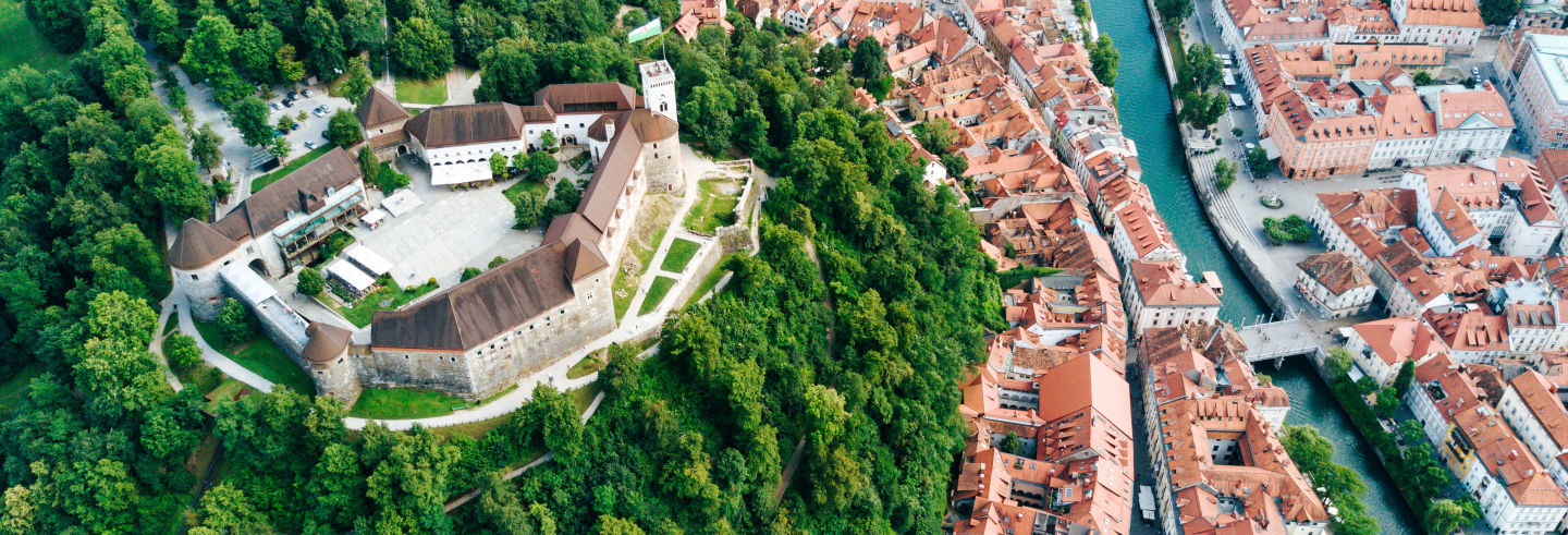 Excursão a Liubliana