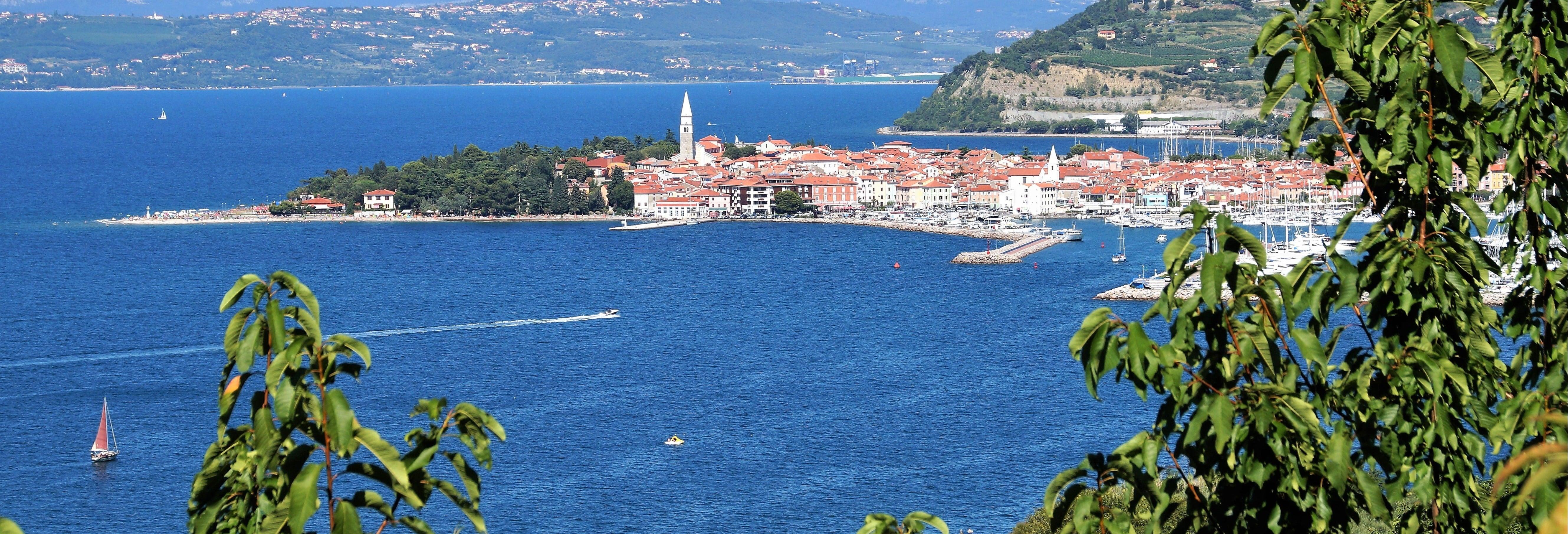 Excursión a Piran e Izola