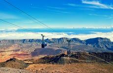 Excursión al Teide + Entrada al teleférico desde el sur