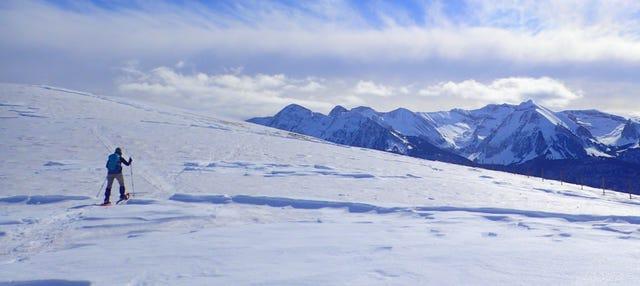 Balade en raquettes à neige à Ordesa et au Mont Perdu
