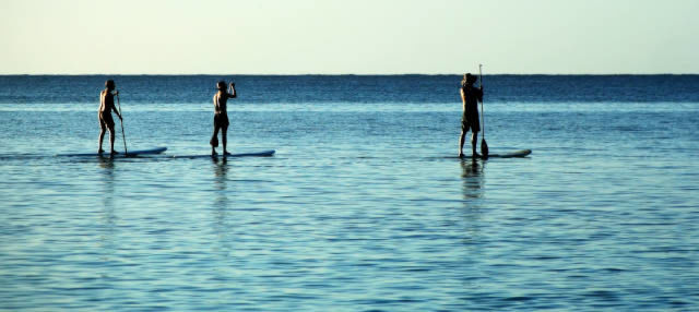 Paddle surf en Alboraya