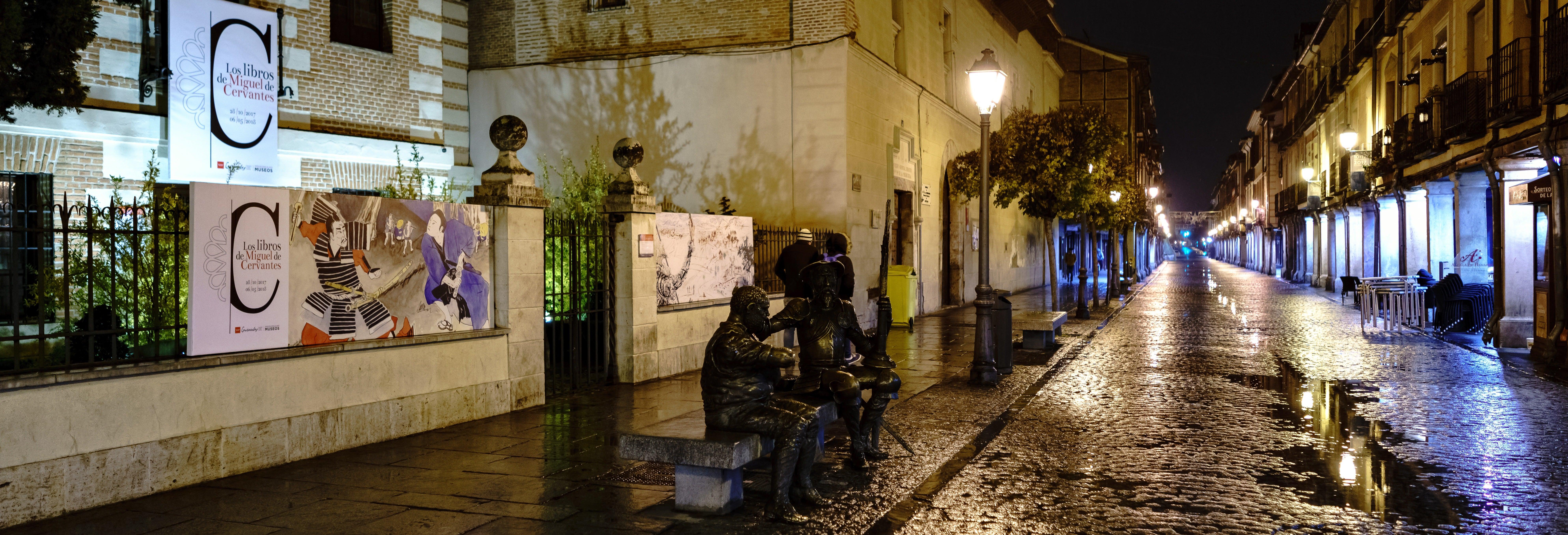 Free tour por la Alcalá de Henares desconocida