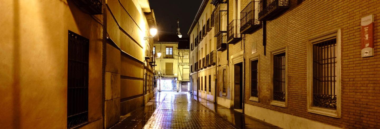 Tour dos mistérios e lendas de Alcalá de Henares