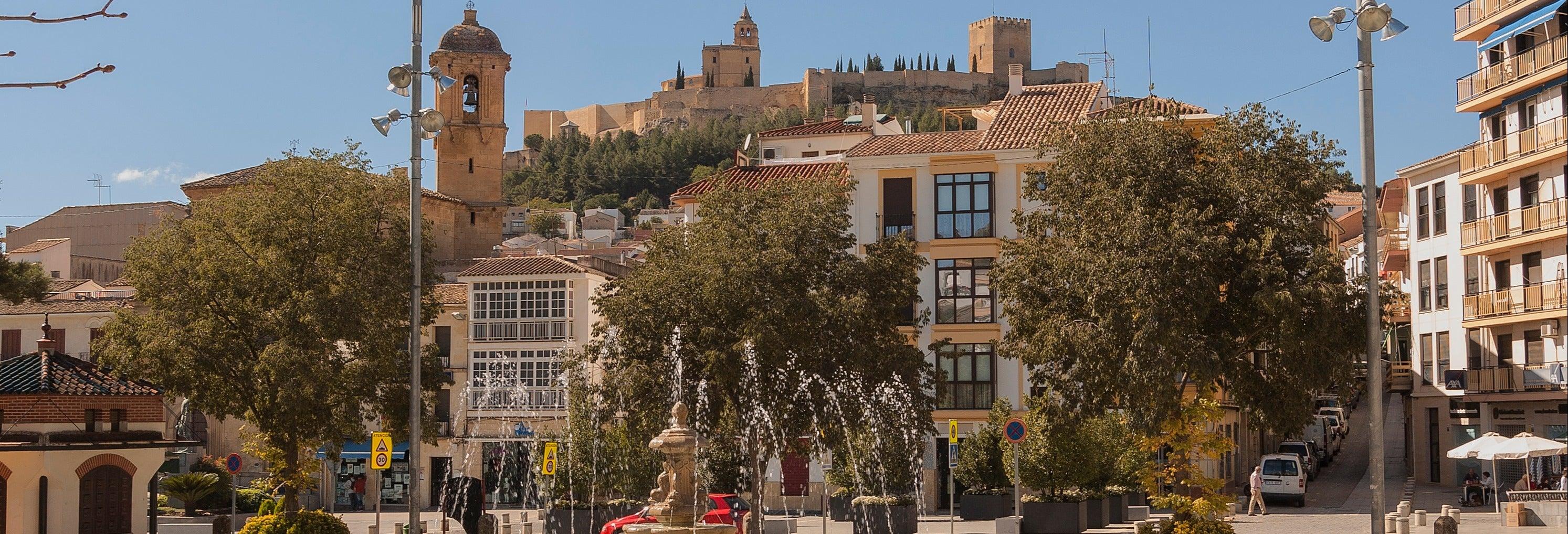 Tour privado por Alcalá la Real ¡Tú eliges!