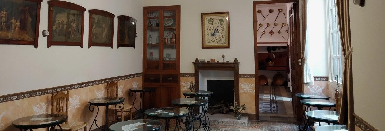 Visita guiada por el Palacete de la Hilandera