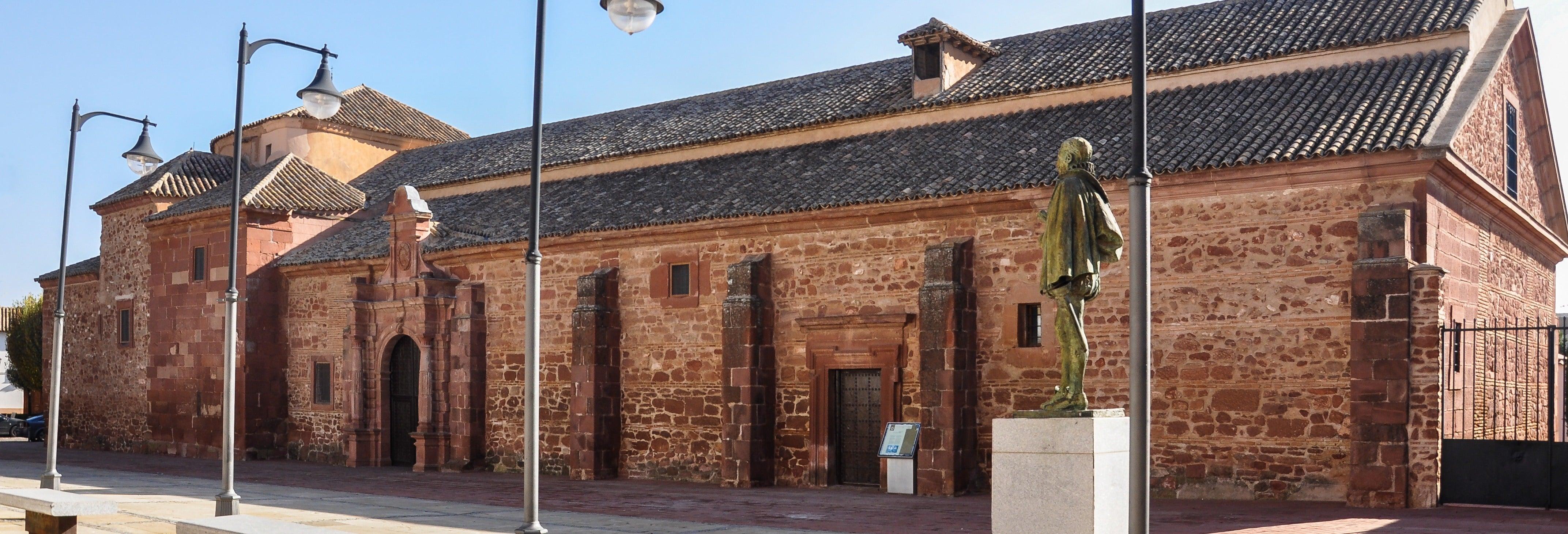 Tour of Alcazar de San Juan + El Hidalgo Museum
