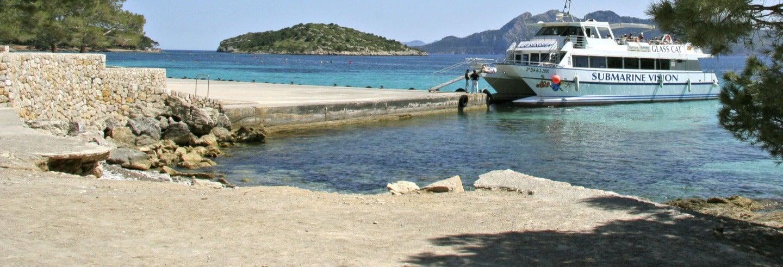 Excursión en barco a Formentor desde Alcudia