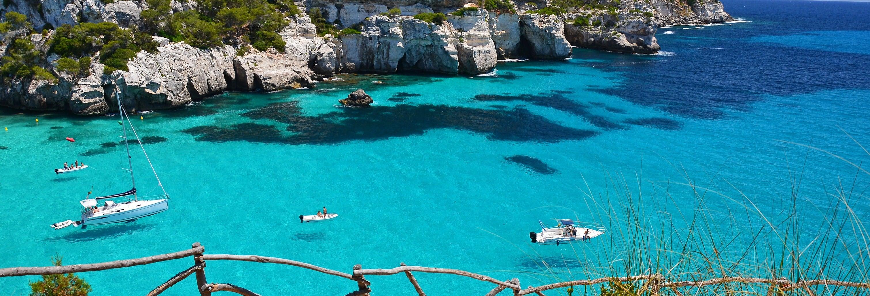 Menorca Day Trip