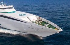 Ferry a Menorca con Baleària desde Alcudia