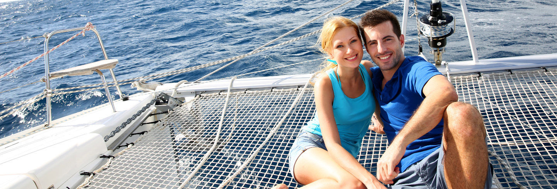 Paseo en catamarán por la bahía de Alcudia