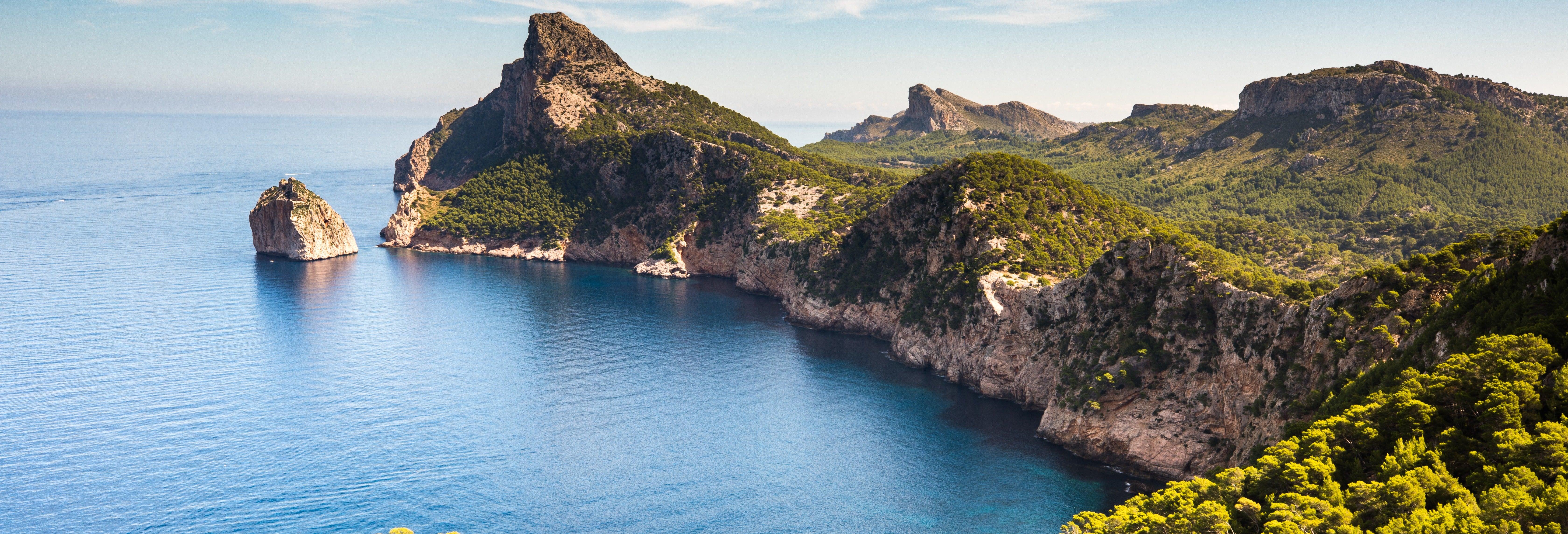 Tour panorámico por Formentor + Paseo en barco