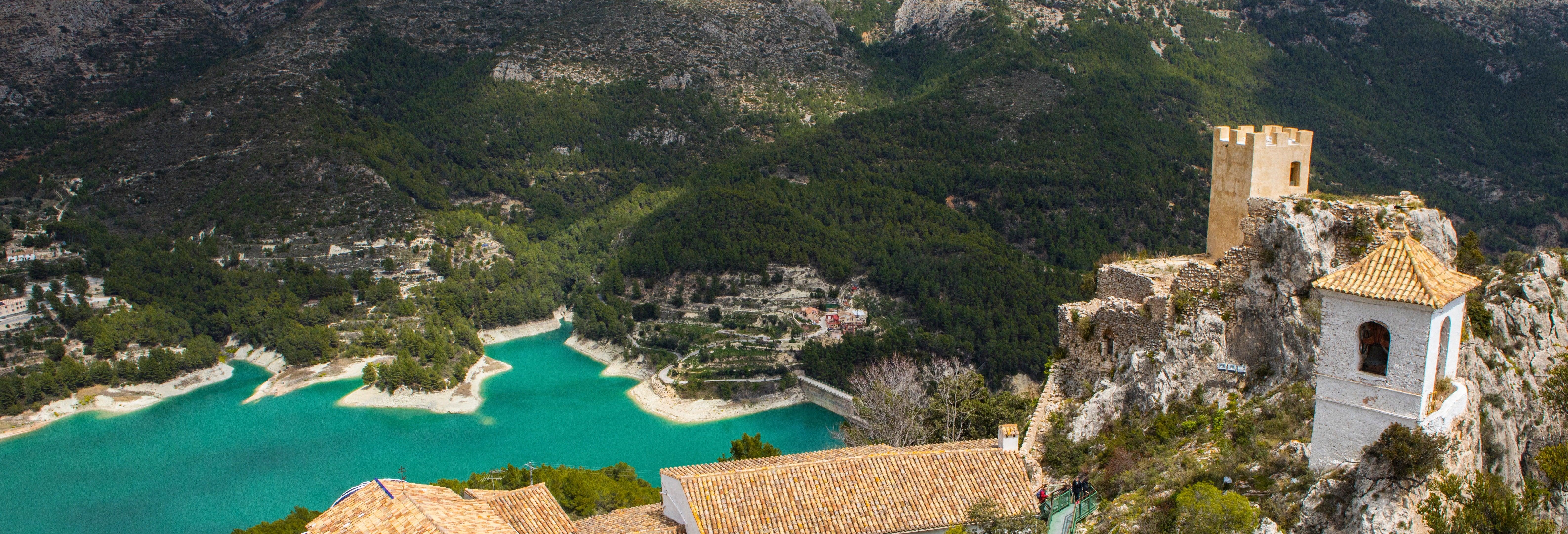 Excursion à Guadalest et aux sources de l'Algar