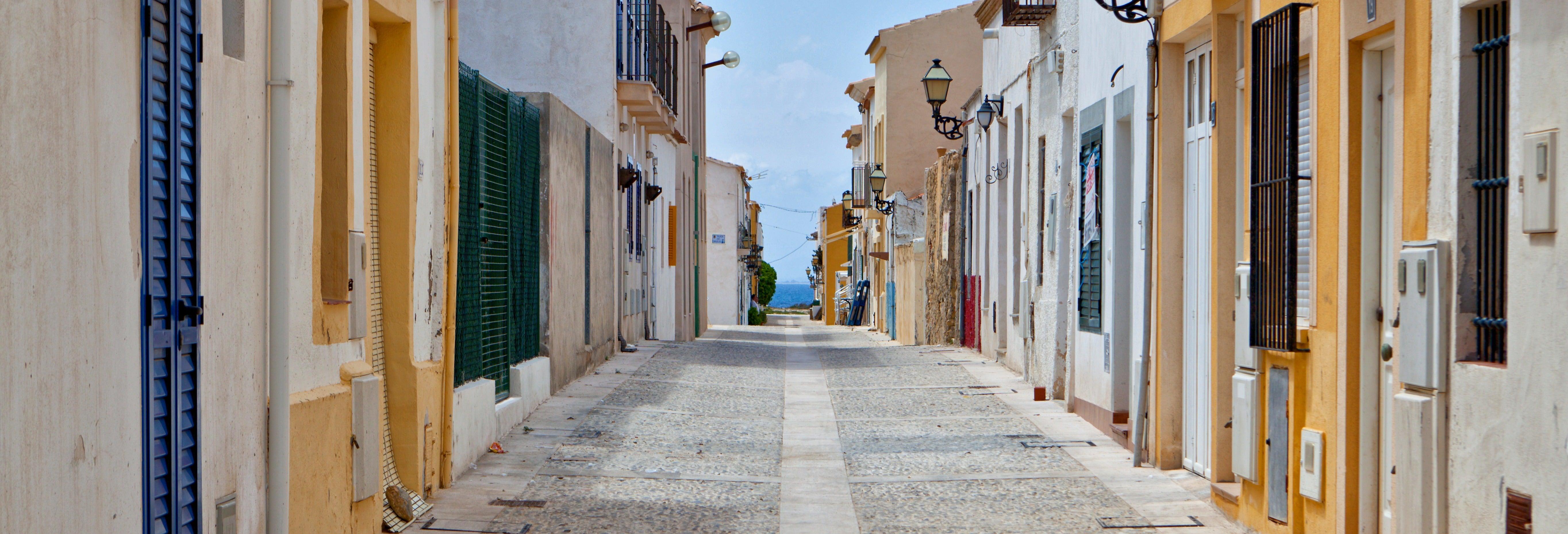 Ferry a la isla de Tabarca
