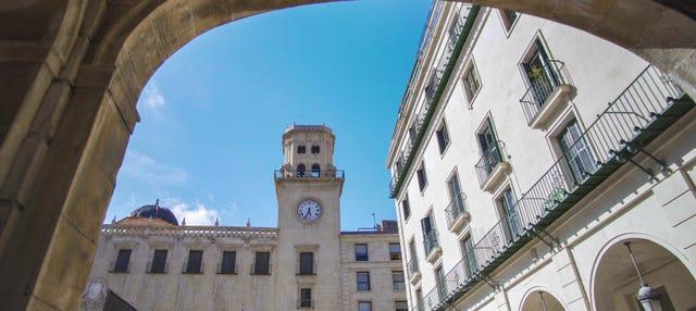 Free tour por Alicante