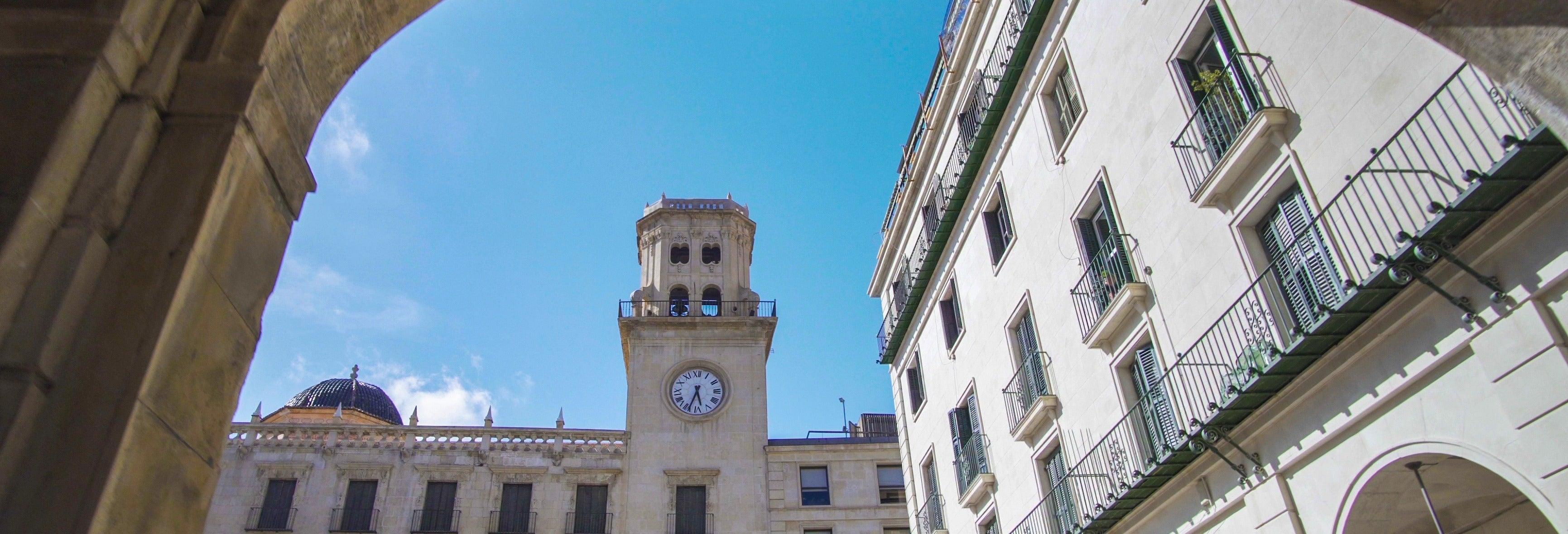 Free tour por Alicante. Grátis!