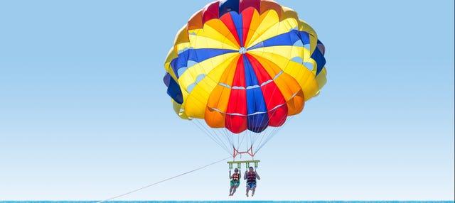 Parachute ascensionnel à Alicante