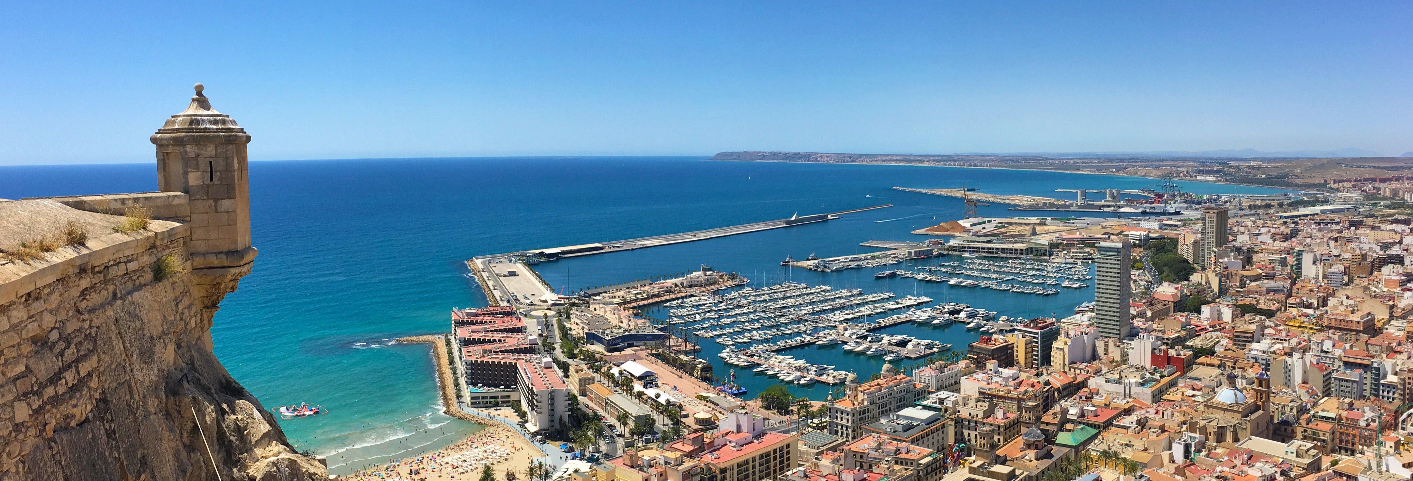 Visita guiada por Alicante
