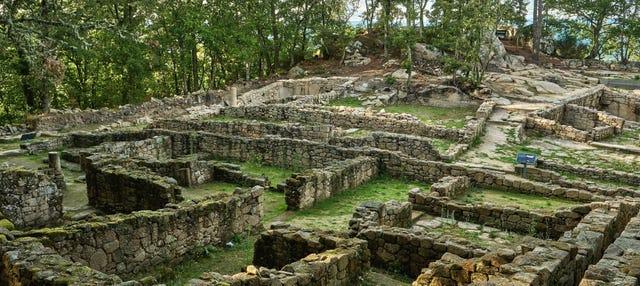 Tour por Santa Mariña de Augas Santas + Castro de Armea