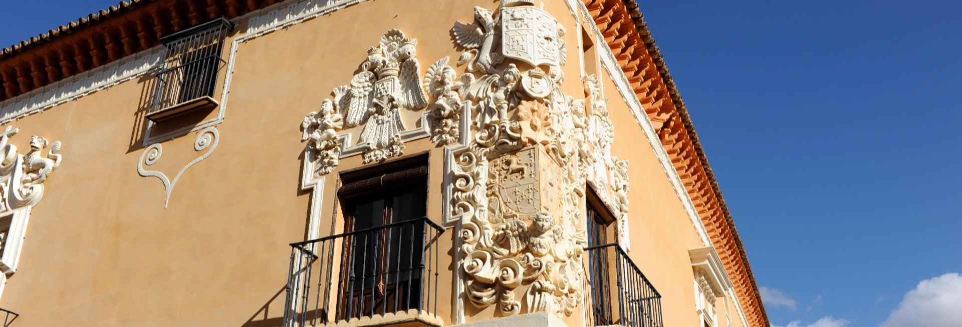 Visita guiada por Almendralejo