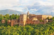 Alhambra Granada Day Trip