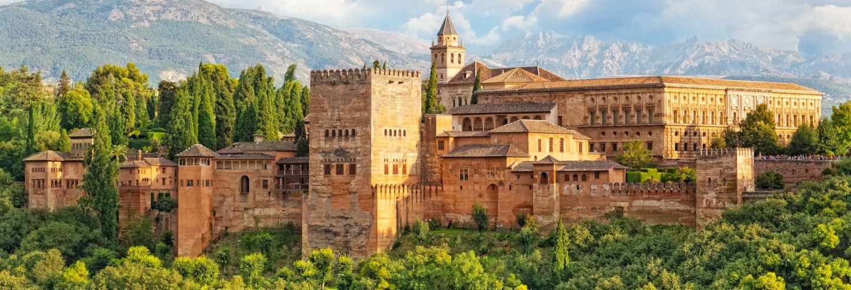 Excursion à Grenade et visite de l'Alhambra