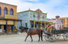 Excursión a Oasys Mini Hollywood