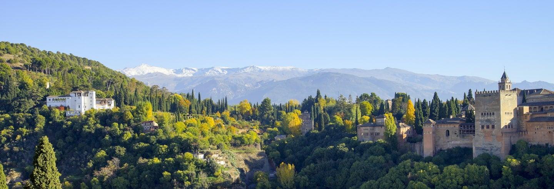 Excursão a Sierra Nevada e Guadix
