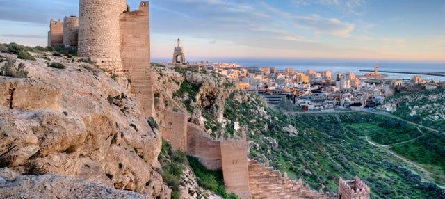 Visita guiada por la Alcazaba