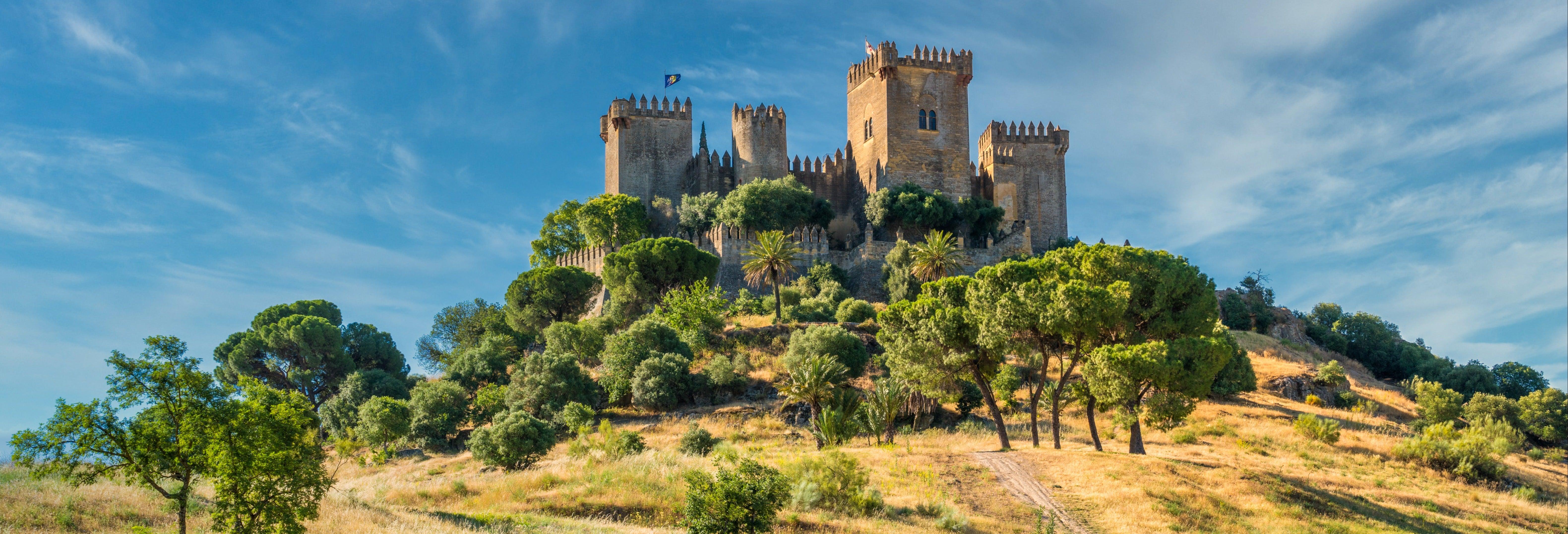 Entrada al Castillo de Almodóvar del Río