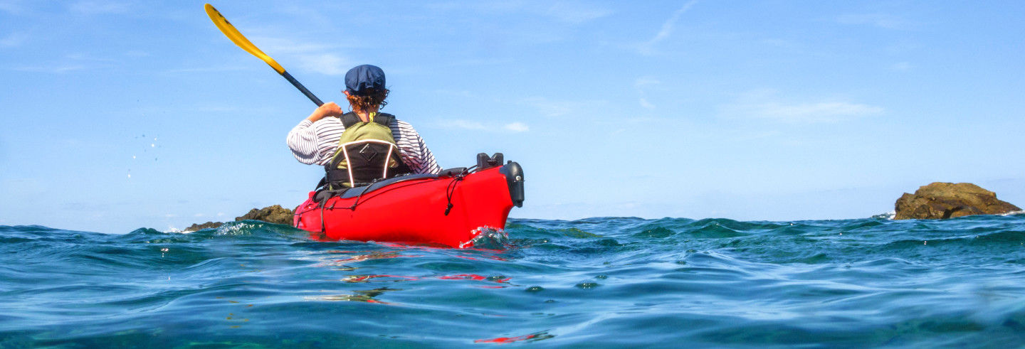 Tour en kayak por Altea