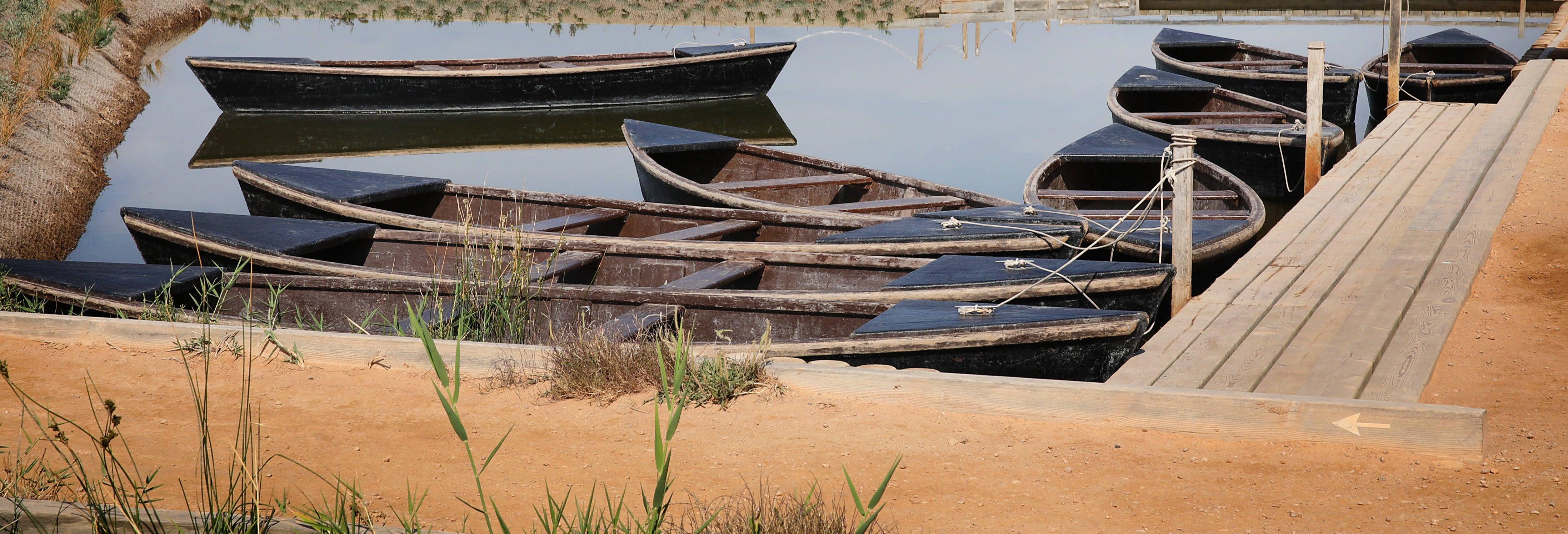 Entrada a MónNatura Delta del Ebro