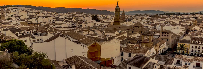 Tour nocturno por Antequera