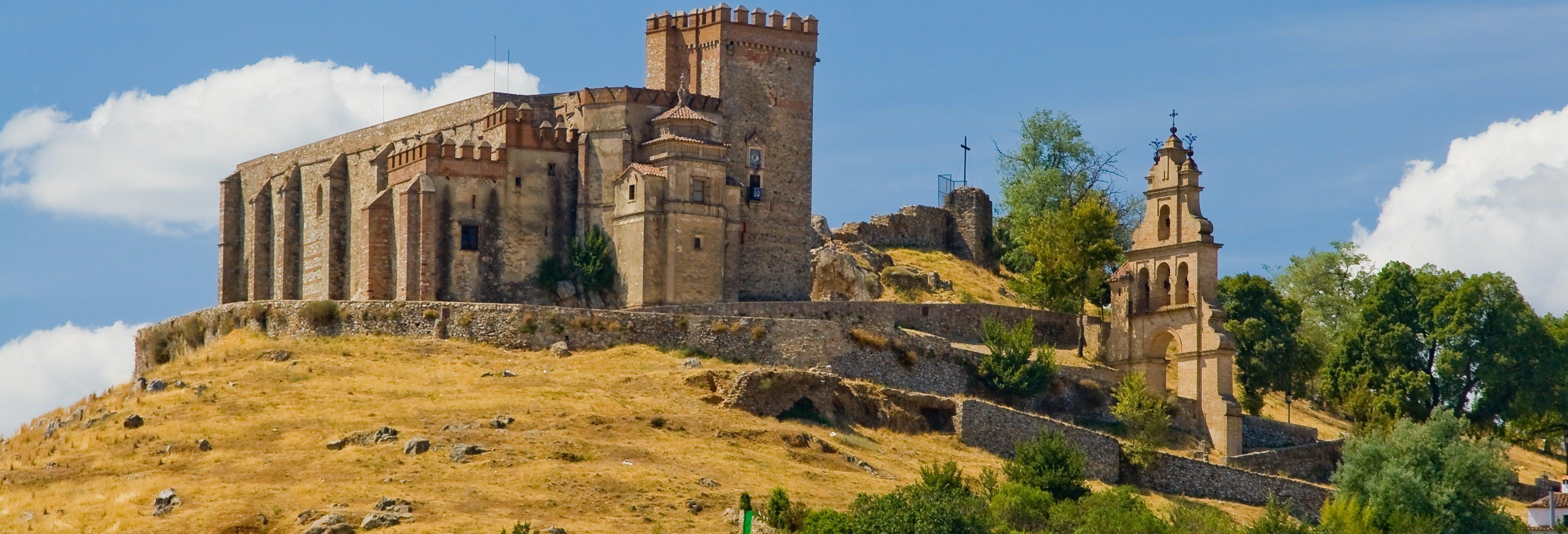 Visita guiada por Aracena y su castillo