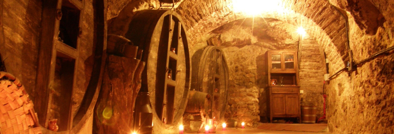 Visita a las bodegas subterráneas de Aranda de Duero