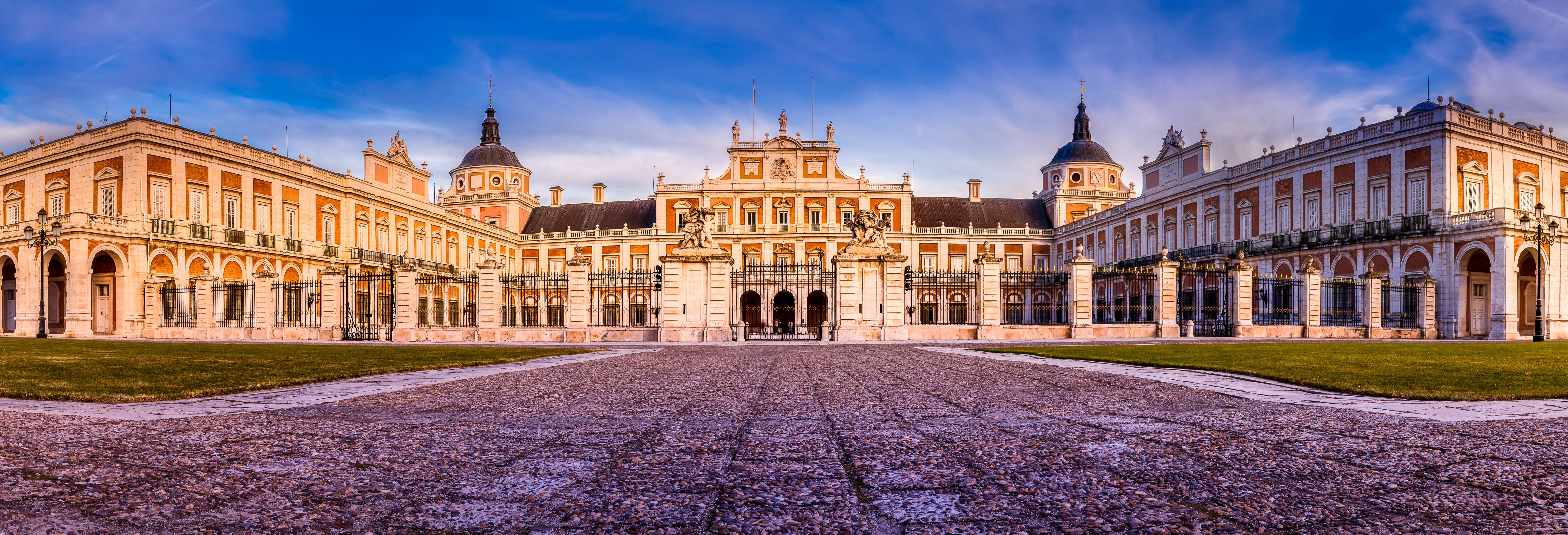 Visita guiada por Aranjuez