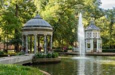 Visita guiada por el Jardín del Príncipe