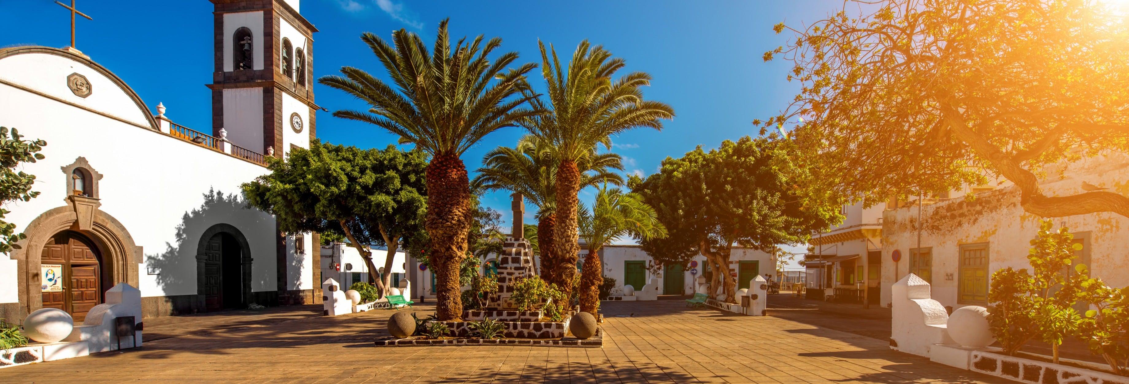 Free tour por Arrecife