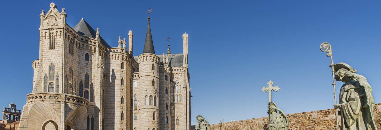 Visita guiada pelo Palácio Episcopal de Astorga