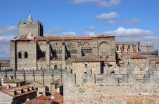 Tour por la Catedral de Ávila y la muralla