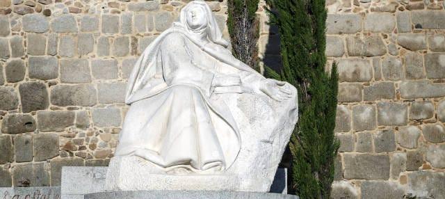 Free tour das mulheres ilustres de Ávila