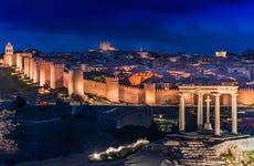 Tour de leyendas por la Ávila iluminada