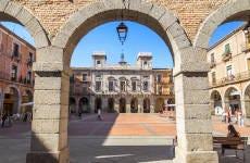 Tour privado por Ávila