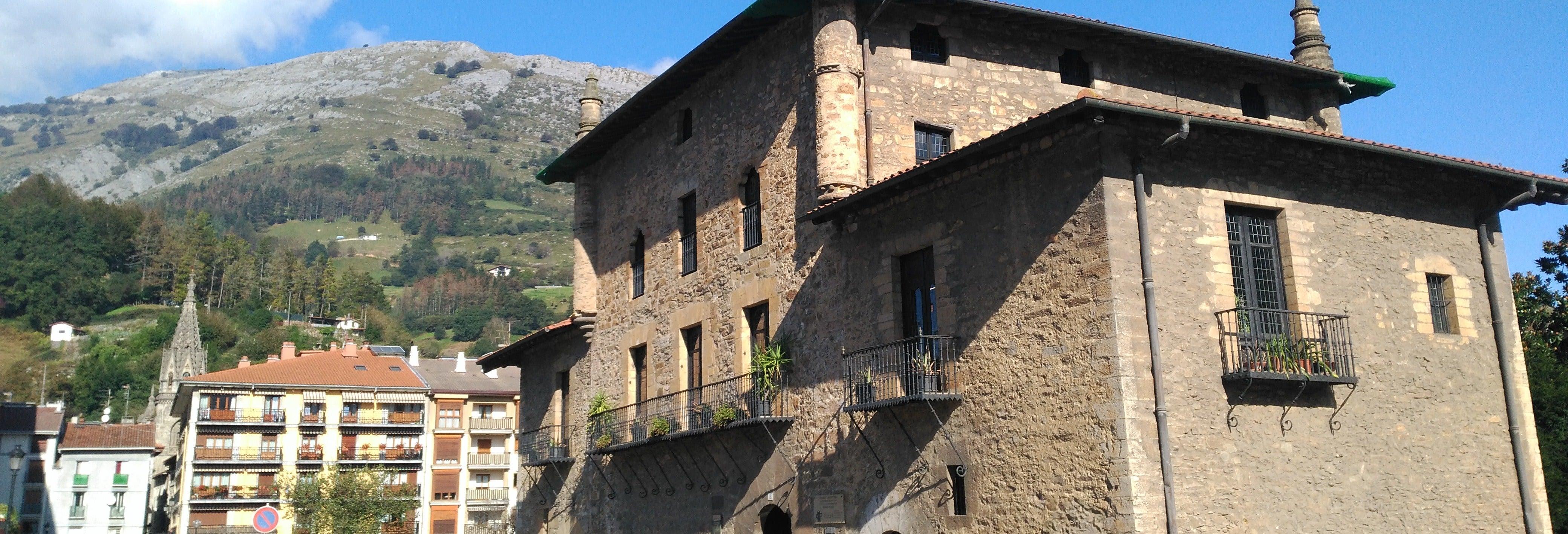 Visita guiada por Azpeitia +Capela da Soledad